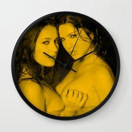 Sunny Leone - Meera Jasmine - Nude Photography Wall Clock