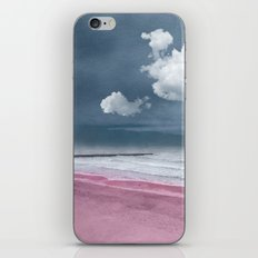 LONELY BEACH iPhone & iPod Skin