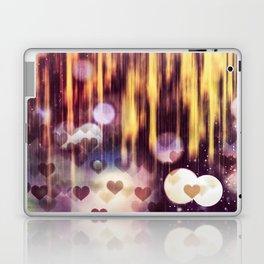 Falling hart Laptop & iPad Skin