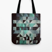 noir Tote Bags featuring noir? by Spires