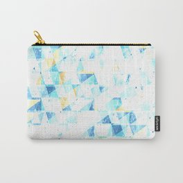 COLD 90'S TONES PATTERN Carry-All Pouch