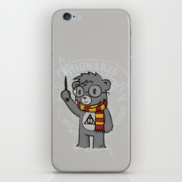 Bearry Potter iPhone Skin