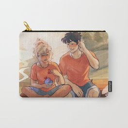 Valentines with Percabeth Carry-All Pouch