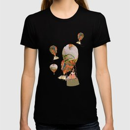 Hot Air Balloon Dream T-shirt