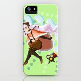 Nagisa Momoe iPhone Case