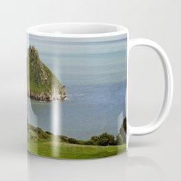 Thatcher Rock Coffee Mug