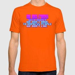 We Buy Things T-shirt