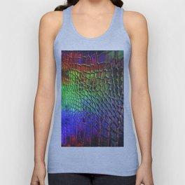 Rainbow Skin 3 Unisex Tank Top