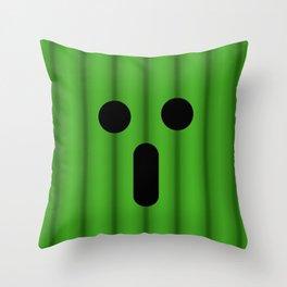 Final Fantasy's Cactuar Throw Pillow
