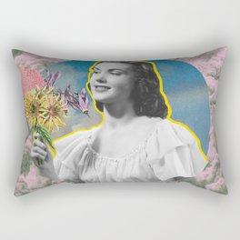 Things Will Get Well Rectangular Pillow