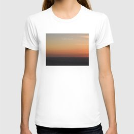 SUNSET OVER PARIS - Limited Edition T-shirt