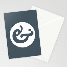 Ampersand Series - #1 Stationery Cards