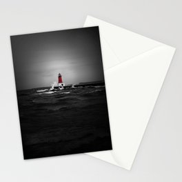 Lighthouse Glow Stationery Cards