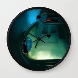Jaguar XJ13 Wall Clock