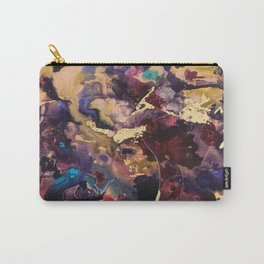 Serenity Blush Carry-All Pouch