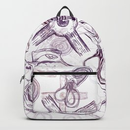 Internal Organs Backpack