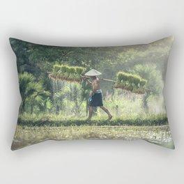 Cambodia Rectangular Pillow