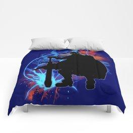 Super Smash Bros. Ike Silhouette Comforters