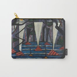 Jacoba van Heemskerck - Composition no. 23 Carry-All Pouch