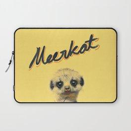 Meerkat   Yellowcard NO.1 Laptop Sleeve
