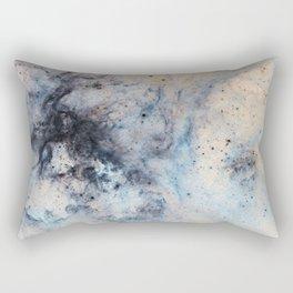 Entropy Ether Rectangular Pillow