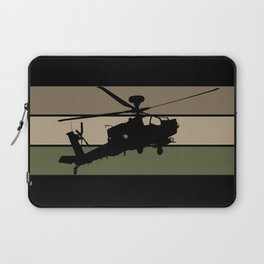 Apache Helicopter Laptop Sleeve