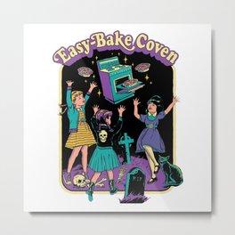 Easy-Bake Coven Metal Print