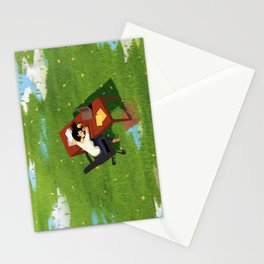 Field Work Stationery Cards