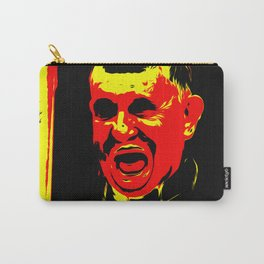The Screaming Pope Carry-All Pouch
