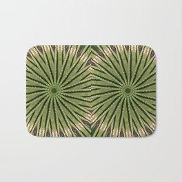 Cactus Garden Kaleidoscope 1 Bath Mat