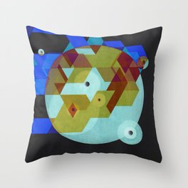 Nothing is new Throw Pillow