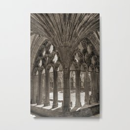 Canterbury Cathedral - England Metal Print