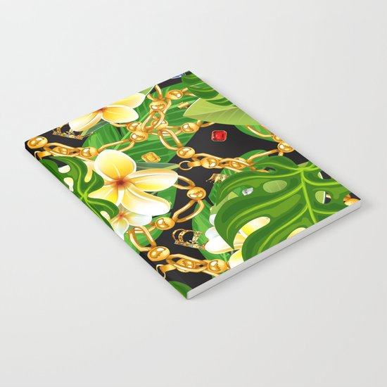 tropical elegant  Notebook
