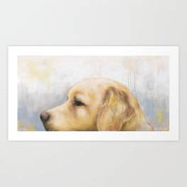 Top of the Morning Art Print