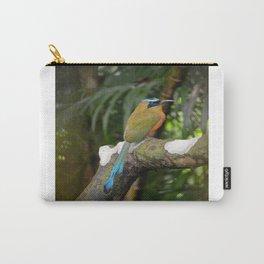 Motmot bird Carry-All Pouch
