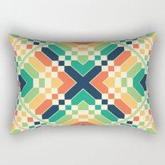 Retrographic Rectangular Pillow