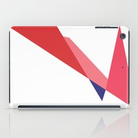 bowie iPad Cases featuring Bowie by Paola Fischer