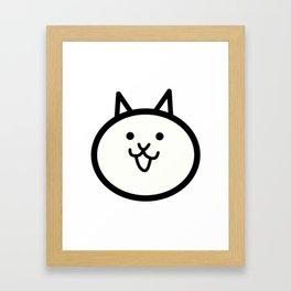 Battle Cat Framed Art Print