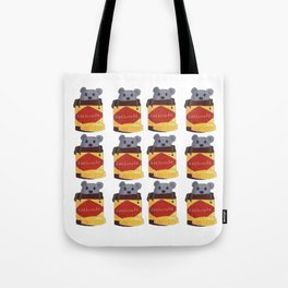 Koalamite | vegiemite illustration Tote Bag