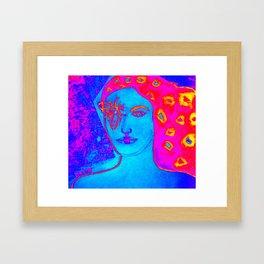 otra mosca Framed Art Print