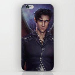 Lord of Night iPhone Skin