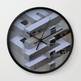 Content: Serenity Wall Clock