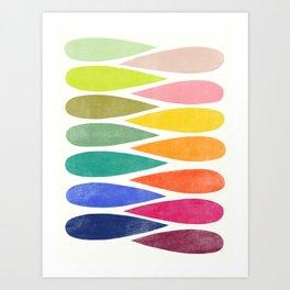 harmony 5 Art Print