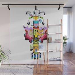Kachina Butterfly 6 Wall Mural