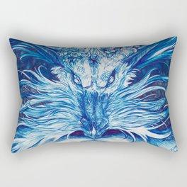 -The Watcher- Rectangular Pillow