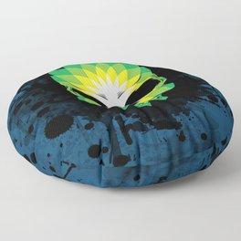 BP Death Floor Pillow