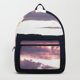 Sunset in the High Foothills Backpack