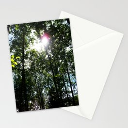 Afternoon Sun • Northpointe Fitness Park & Nature Trails • Marysville, WA Stationery Cards