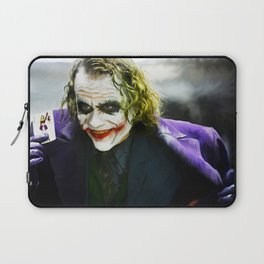 The Joker (TDK) Digital Painting  Laptop Sleeve