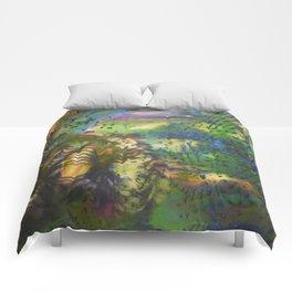 Depth of Color Comforters